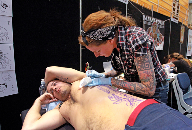 Tattoo & Art Festival