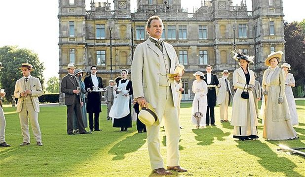 MORE TO COME: A fourth season for Downton Abbey has been confirmed.
