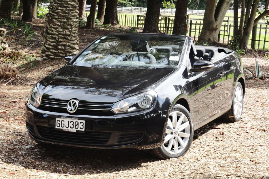 Volkswagon Golf Cabriolet