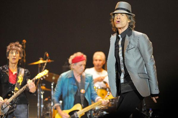 Rolling Stones 50th Anniversary