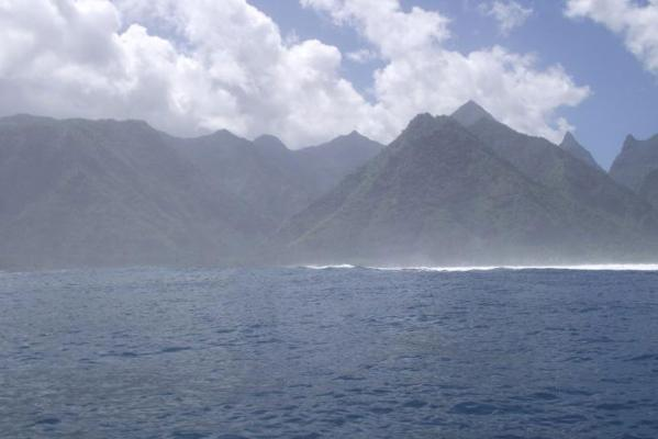 Teahupo'o And The Big Wave