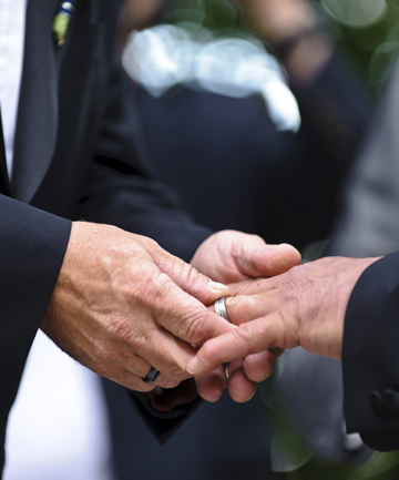 Rich diversity: The introduction of same-sex marriages need not worry religious groups, whose rights are already protected.