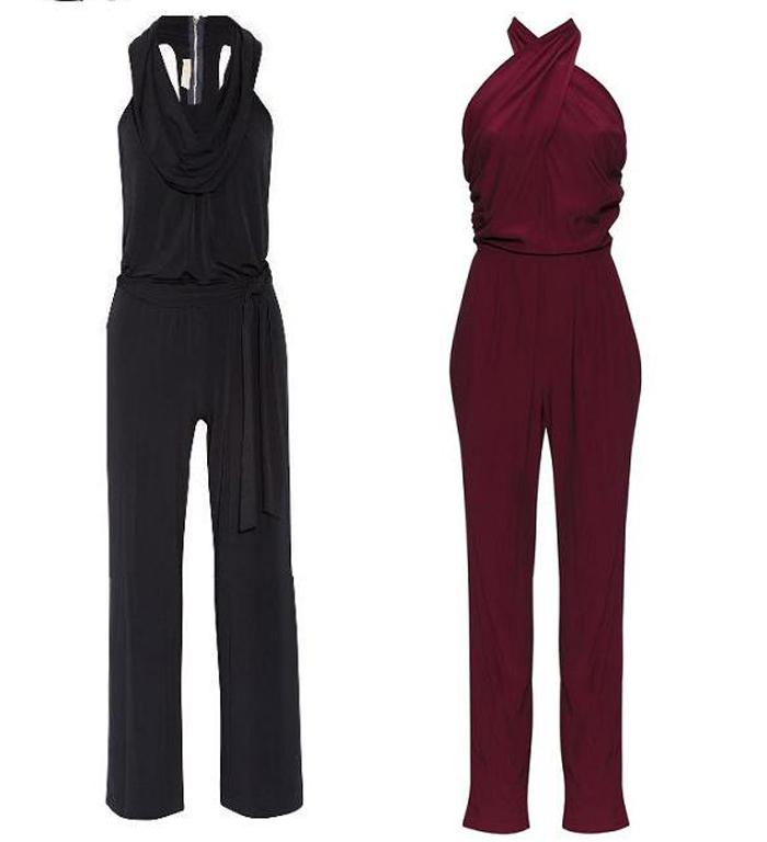 Jumpsuits by Michael Kors, $358 from Net-a-porter, and Ruby, $399.