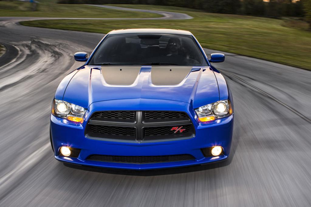 2013 Dodge Charger Daytona.