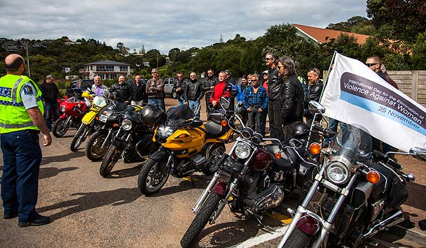 white ribbon ride waiheke