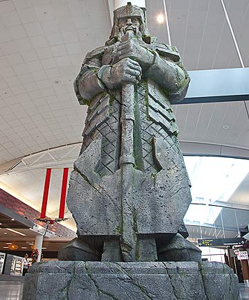 The Hobbit, Auckland Airport
