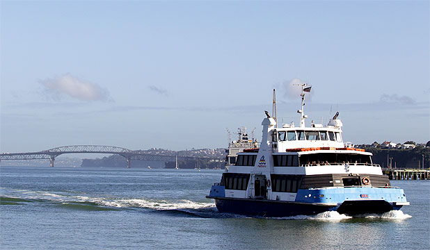Auckland ferry