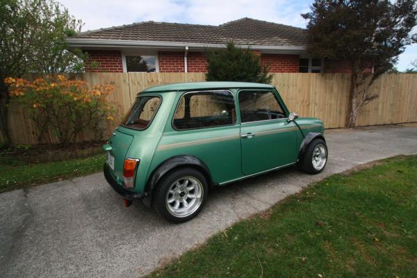 My 1981 Leyland Mini
