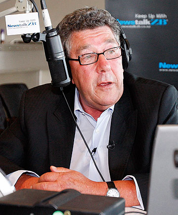 TALK LESS: Veteran broadcaster Paul Holmes will cut back his Newstalk ZB role as he battles a heart condition.
