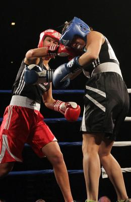 Charity boxing