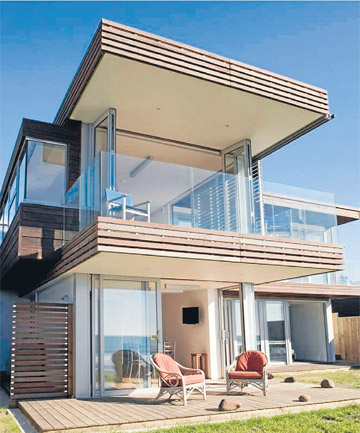 Oakura beach house