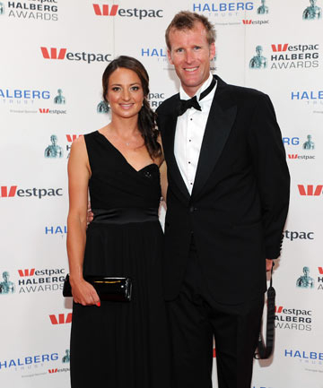 Juliette Haigh and Mahe Drysdale