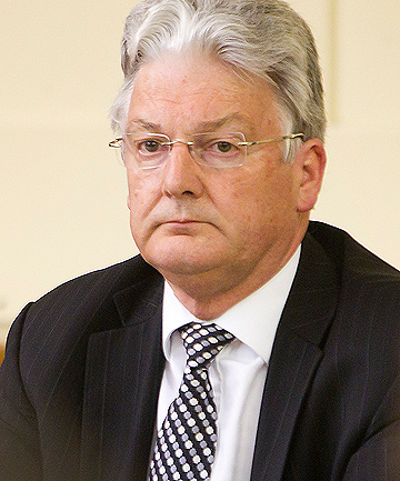 "REALLY?: Associate Health Minister Peter Dunne says ""it is an unpleasant but necessary reality""."