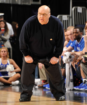 LEGEND PASSES: Legendary NCAA basketball coach Rick Majerus has died of heart failure at age 64.