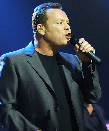 ALI CAMPBELL: The New Zealand's Got Talent Judge will perform at Vector Arena on February 3.