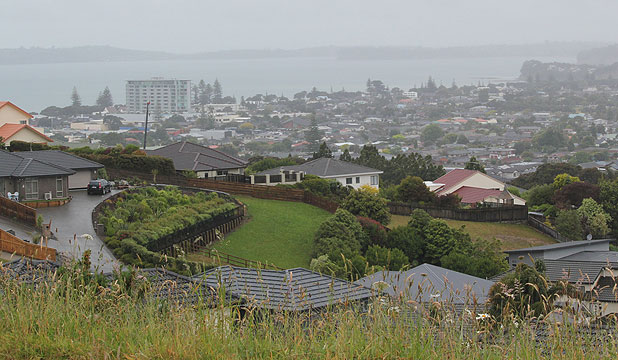 HOMES ON THE HORIZON: More than 55,000 new homes are likely to be catered for in Rodney under the Auckland Unitary Plan.