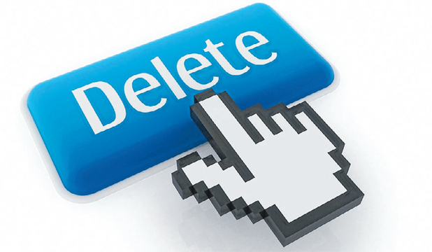 NOT REALLY GONE: Even though you press 'delete' to get rid of a computer file, it isn't really banished from your computer. It lingers for a while.