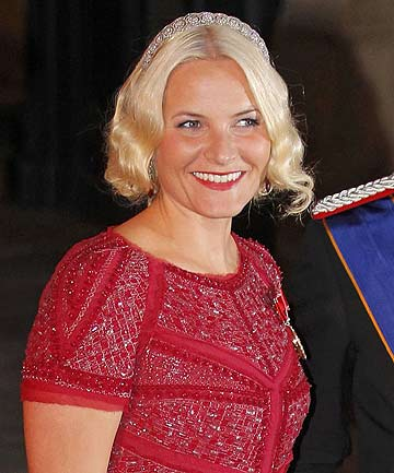 Norway's Crown Princess Mette-Marit.