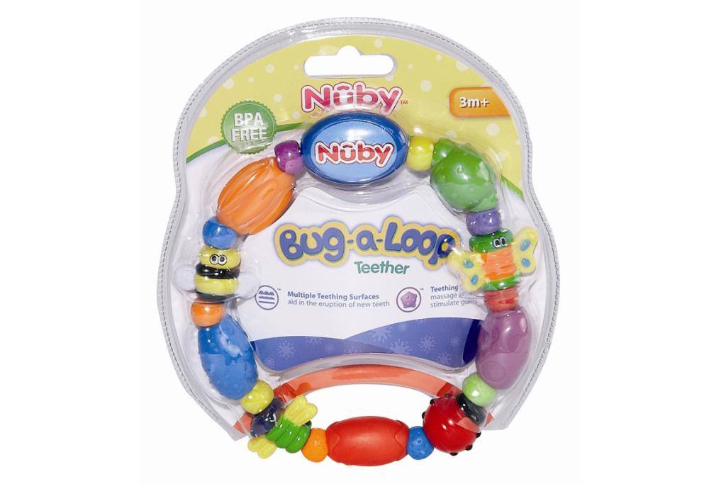 CHEWSY: Practical gifts that can be put away for next year will be popular with mums and dads. $13.99. The Warehouse.