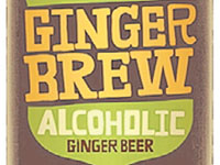 Mac's Ginger Brew: Alcoholic Ginger Beer.