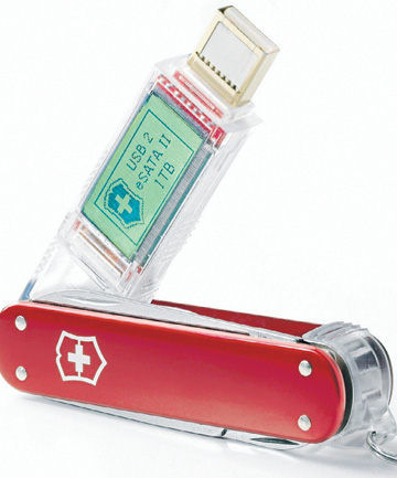 Victorinox 1TB Swiss Army Knife