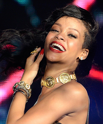 NEW SHOW: Rihanna is getting into the TV business.