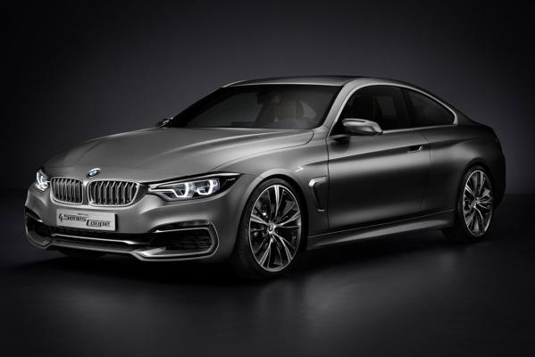 BMW confirms new 4-Series coupe.