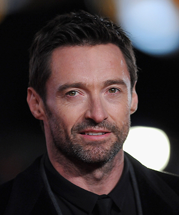 WAITING FOR HIS CHANCE: Hugh Jackman would like to play James Bond.