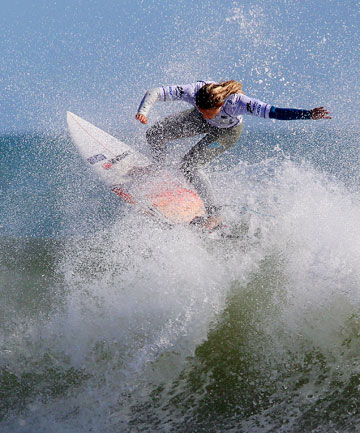 SURF'S UP: Surfing is a problem sport for Sport NZ as while it boasts around 200,000 participants, only around 2000 are members of a club.