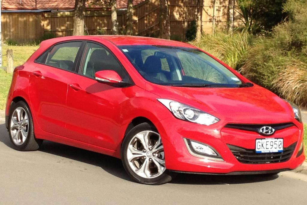Hyundai i30 Elite: More dynamic to look at as well as to drive.
