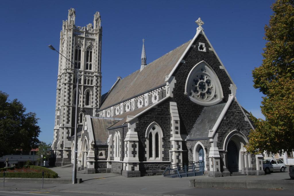 st mary's anglican church timaru
