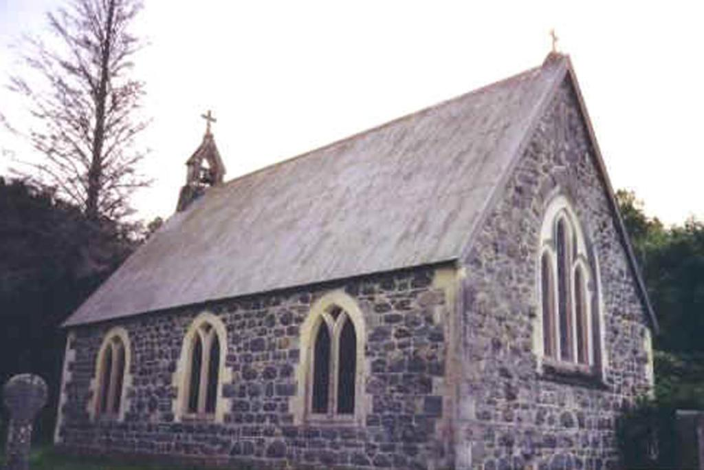 peel forest church of the holy innocents