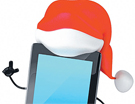 APPY CHRISTMAS: Little helper Abbie Napier picks out the best holiday-themed apps.