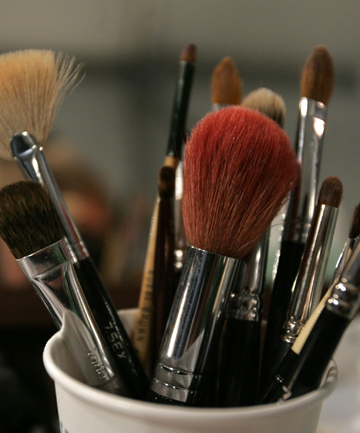 BRUSH UP: They might be expensive, but good makeup brushes can save you money in the long run.