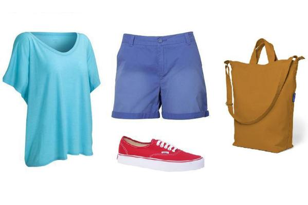 Shorts five ways
