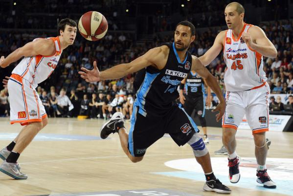Breakers v Taipans