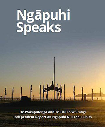 NGAPUHI SPEAKS: The report is expected to be popular reading among Ngapuhi and the Crown this summer.