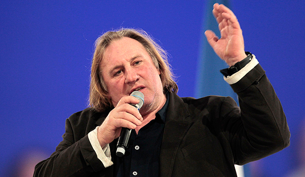 ADIEU FRANCE: Gerard Depardieu to renounce French citizenship