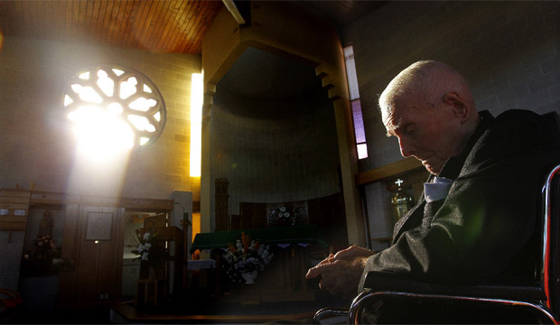 "Marist priest George ""Chalky"" Duggan died in Upper Hutt recently, aged 100."