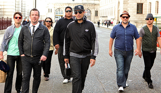 SUMMER TIME: Fat Freddy's Drop are looking forward to hitting the road this summer.