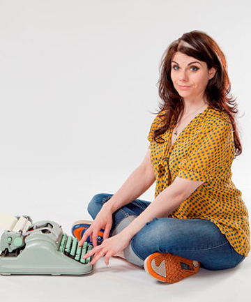 "ALL ABOUT MEN: ""We should just enjoy the fact that they [men] are different to us and are quite interesting,"" says Caitlin Moran."