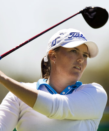 CATHRYN BRISTOW: Will compete on the 2013 Ladies European Tour.