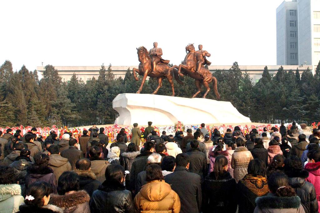 Kim Jong-il remembered