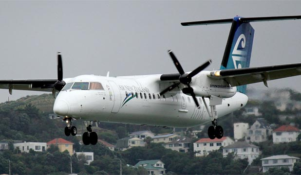 Air New Zealand Bombardier Q300