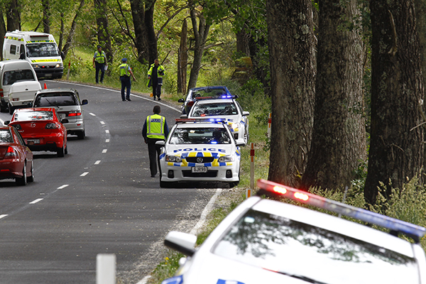 Vehicles had earlier been diverted to Whakamaru Road after State Highway 1 was closed following a double fatality just north of Atiamuri.