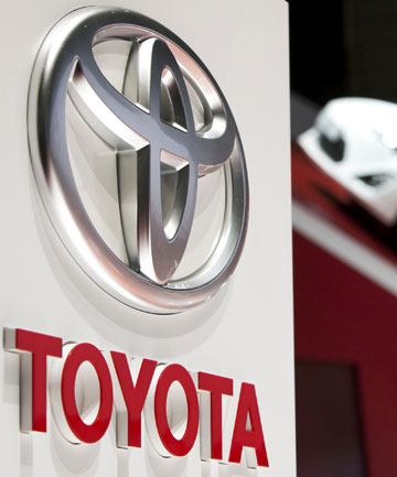 TROUBLE: Toyota has been fined again in the US for again failing  to quickly report problems and delaying a safety recall.
