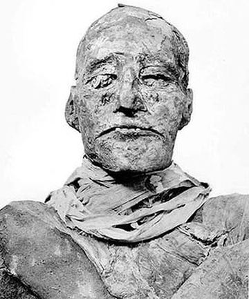 MURDERED?: The Egyptian Pharaoh Ramses III.
