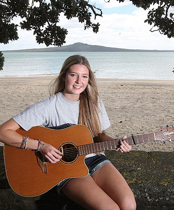 SUCCESS: Jamie McDell, whose debut album Six Strings And A Sailboat debuted at number eight on the NZ Top 40 Chart will perform at the two-day festival.