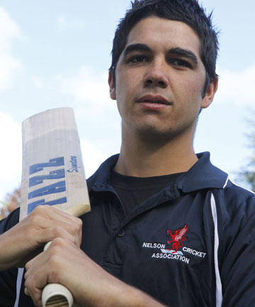 Likely to bat at No 5, B J Barnett's ability to read and win a game will serve him well as captain.