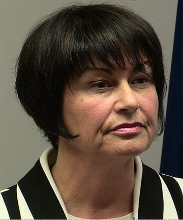 "HEKIA PARATA: ""It has been a difficult period and there have been a series of tough issues to deal with""."